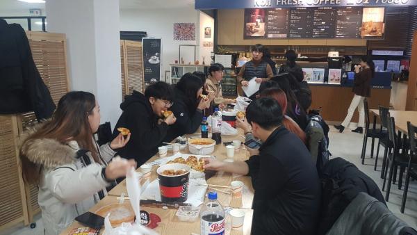 2019학년도 2학기 보건의료산업학과 멘토링 페스티벌2